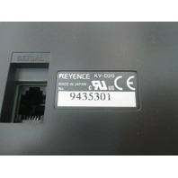 Keyence KV-D20 Interface Panel