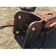 Ram Hydraulic Hammer