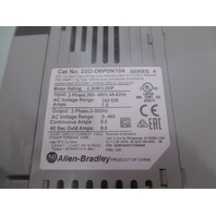 Allen Bradley 22D-D6P0N104 Power Flex AC Drive new