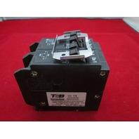 Thomas & Betts Circuit Breaker TBBQ220220 Lot of 6