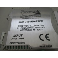 Spectrum Illumination LDM-700 Adapter