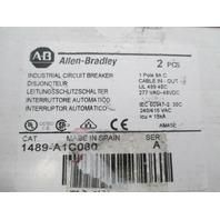 Allen Bradley 1492-A1C080 Ser A