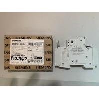 Siemens 5SJ4101-8HG41 1A Circuit Breaker new