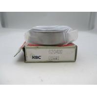 KBC 6204DD Bearing new