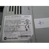 Allen Bradley 22D-D6P0N104 Drive Parts Only #6