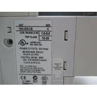 Allen Bradley 193-EECB E1 Plus