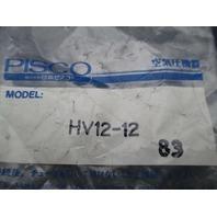 Pisco HV12-12 New