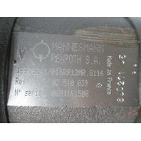Rexroth 1PF2G241/016RR12MR.S116 07 510 039 External Gear Pump