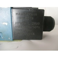 Rexroth 4WE6D61/EW110N9DAL Hydraulic Valve