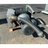 Elmo Rietschle Thomas VC-500 Vacfox 20 HP Vacuum Pump  Denver Gardner 388 CFM