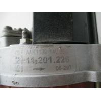 Iskra AAK1189 11.201.226 Alternator 14V