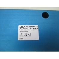 Automatic Valve I4500ABAA Spool Valve Air Pilot
