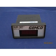Gemco  SD0291900 Quik Set Remote Display SD