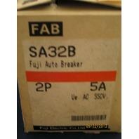 Fuji SA32B-5A Circuit Breaker new