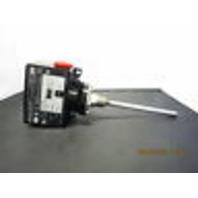 Ashcroft Series T4 Temperature Switch T450TS060 t450ts 060 75/205F *NIB*