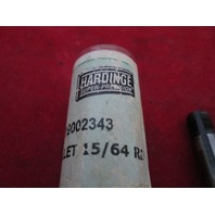 Hardinge 15110019002343 1C Collet 15/64 Round