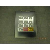 Sanmei Numbered Keypad Panel 005001-9172