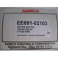 Namco EE891-02103 Motion Detection Module Switch new