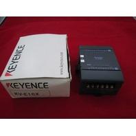 Keyence KV-E16X 16 Inputs Expansion Unit  new