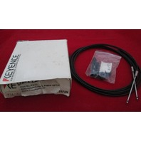 Keyence FU-33 Fiber Optic Sensor FU33 new