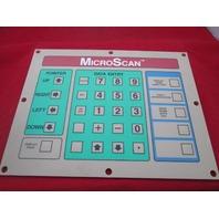 Microscan Keypad