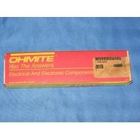 Ohmite Vitreous Enameled Resistor *New* L100J1K0