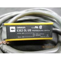Omron Photoelectric Sensor E3E2-3L-US