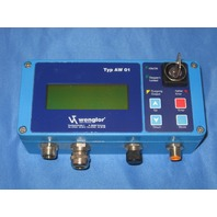 Wenglor Analogue Evaluation Unit AW 01 AW01 W/Key