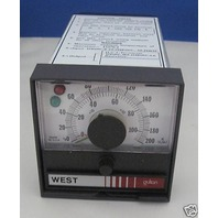 Gulton West Temperature Controller  1412-0 0-2000 F new