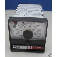 Gulton West Temperature Controller  1412-0 0-2000 F new