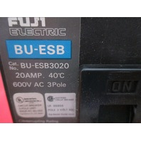 Fuji Electric Circuit Breaker BU-ESB3020 new