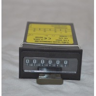 Saia CNG162D1N0N0E00 Totalizing Counter