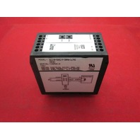 Moore Industries ECT/0-5AAC/4-20MA/117AC Signal Converter