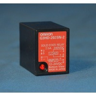 Omron G3HD-202SN-2 Solid State Relay