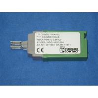 Phoenix Contact Connector 2911692 ST-OE2-24VDC/48DC/100