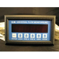 UFM Universal Flow Monitors Electronic Counter MS272RAL1 new
