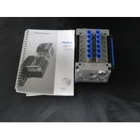 Festo Terminal Valve CPV  CPV14-GE-MP-6 CPV14-VI