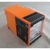 IFM DN0012 Sensor Amplifier N600/110vac/0.1a new