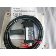 Keyence FS2-60 Fiber Optic Sensor Head new