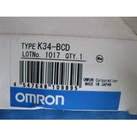 Omron Option Board K34-BCD new