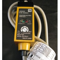 Omron E3S-X3C4 Photoelectric Switch new