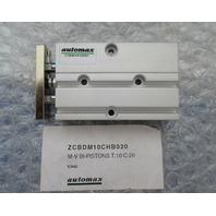 Automax ZCBDM10CHB020 Pneumatic Cylinder