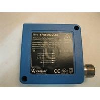 Wenglor Reflex Sensor YP06MGVL80 new