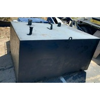Diesel Fuel Tank Storage 1450 Gallons Above Ground Used