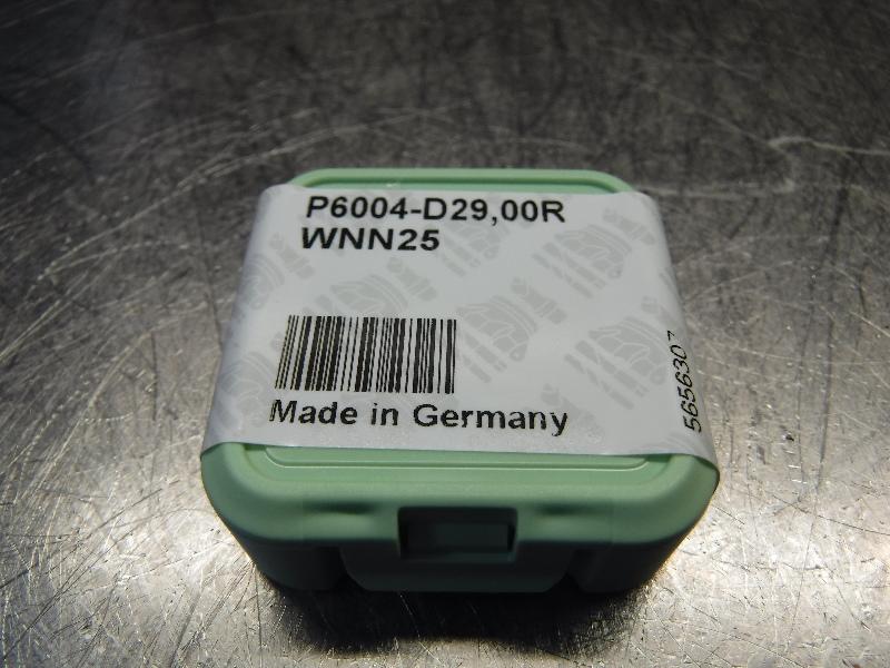Walter Rplaceable Tip Carbide Insert P6004-D29,00R WNN25 (LOC58B)
