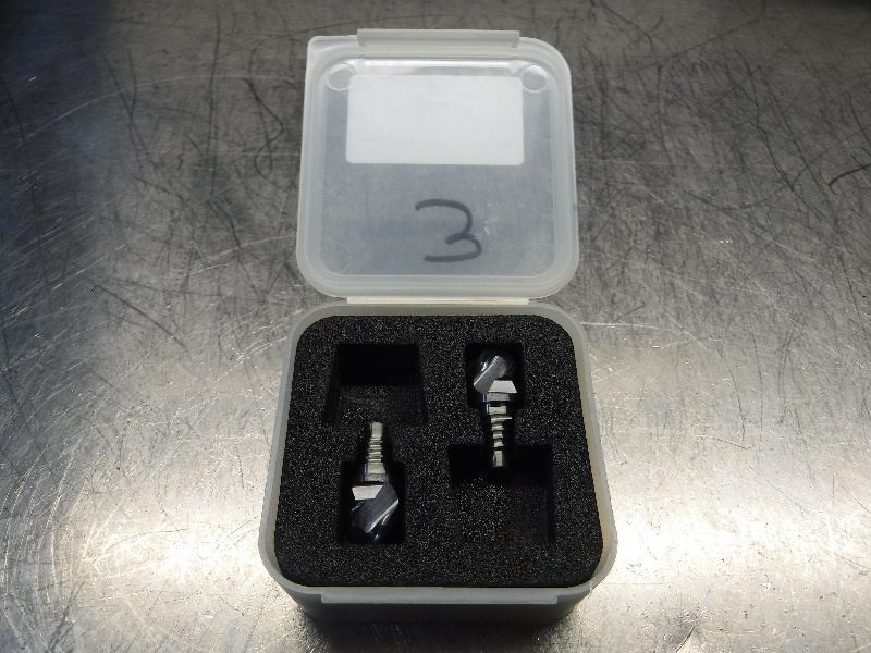 Walter E12 Carbide Ball-nose Milling Insert AH8E11118-E12-1/2 (LOC89)