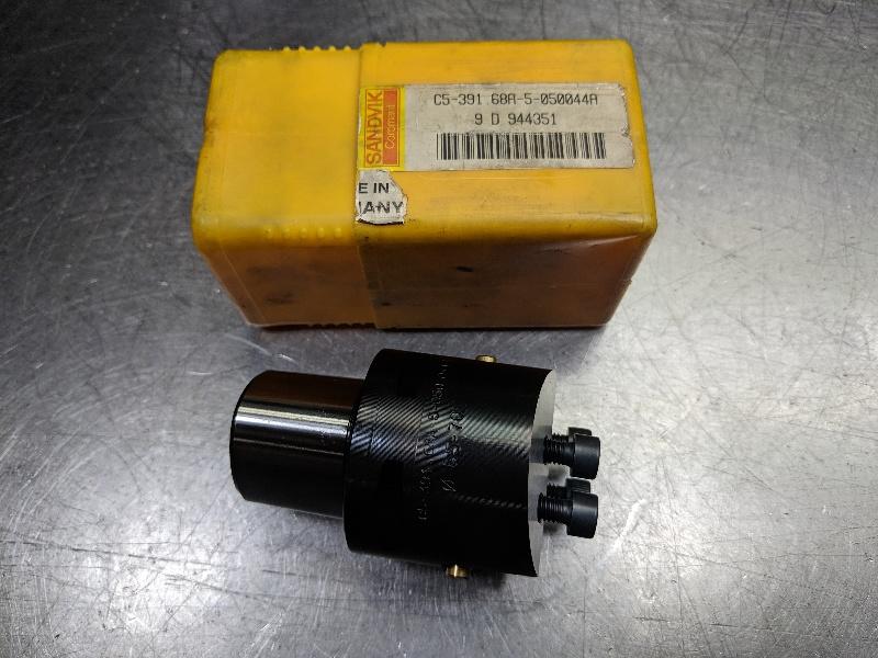 Sandvik Capto C5 DuoBore Boring Head C5-391.68A-5-050044A (LOC2729A)