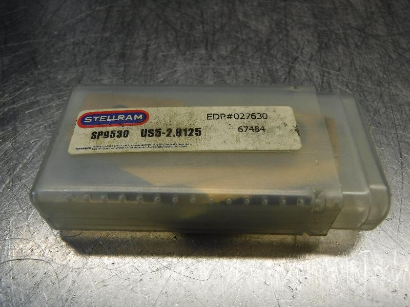 """Stellram #5 T-A 2.8125"""" Spade Drill Insert QTY1 US5-2.8125 (LOC303B)"""