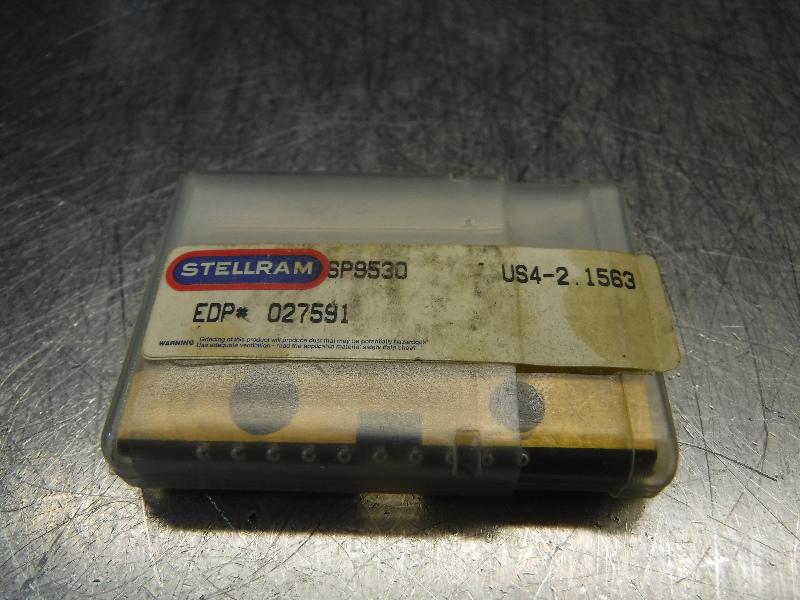 """Stellram #4 T-A 2.165"""" Spade Drill Insert QTY1 US4-2.1563 (LOC304)"""