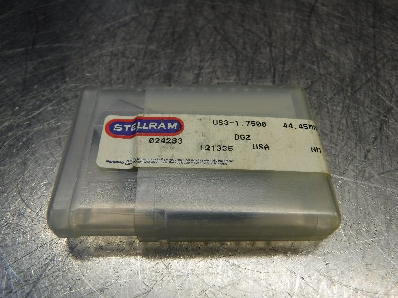 """Stellram #3 T-A 1.7500"""" Spade Drill Insert QTY1 US3-1.7500 (LOC304)"""